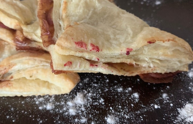 Fruit Turnovers Recipe for Back to School
