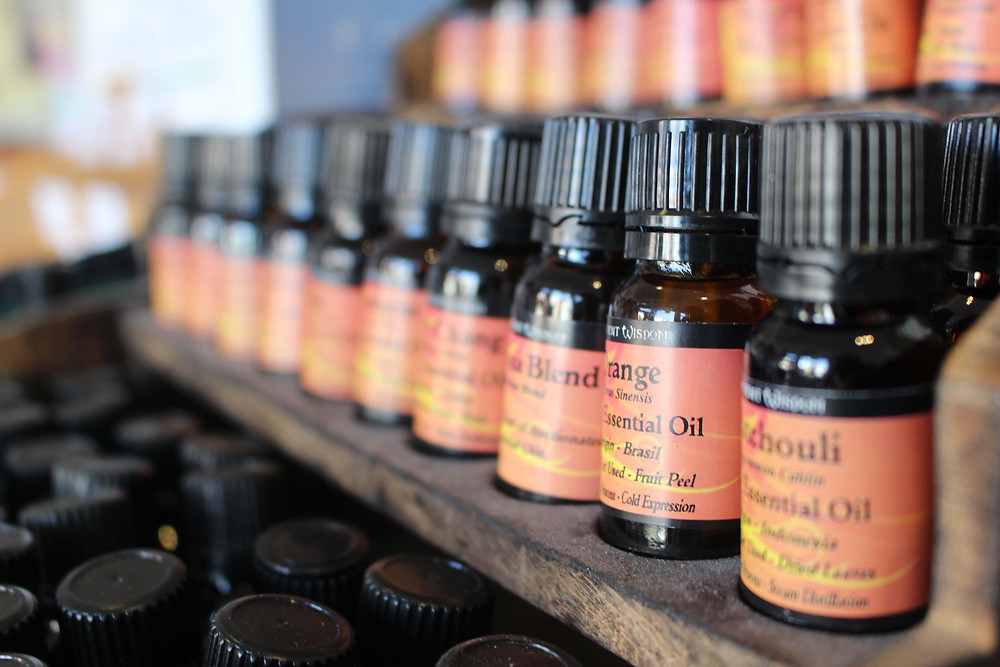 Essential Oils for Homeopathic Remedies for healing such as sinus pressure.