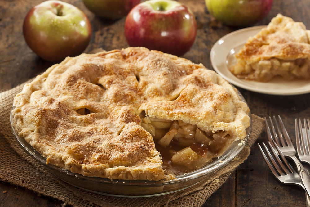 Apple Pie with