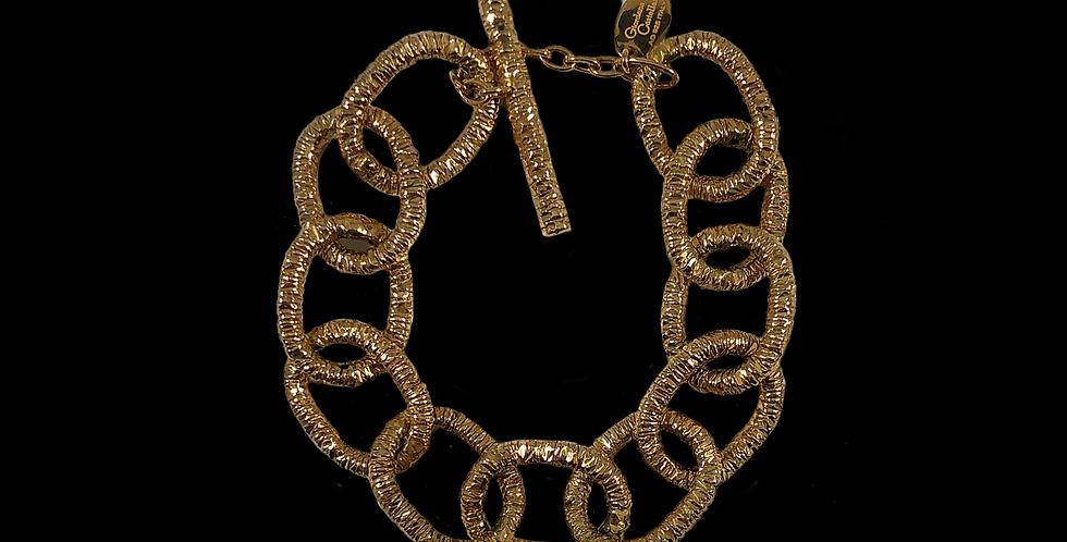 Chain Bracelet by Giordana Castellan - Gold