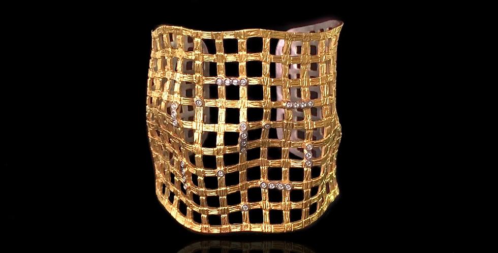 Bangle bracelet 6C2E