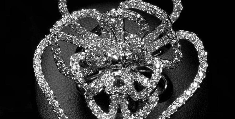 Gardenia Diamonds Ring
