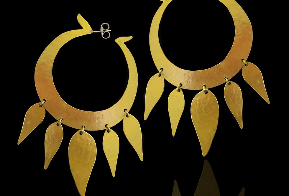 Van Der Straeten - Hoops Earrings