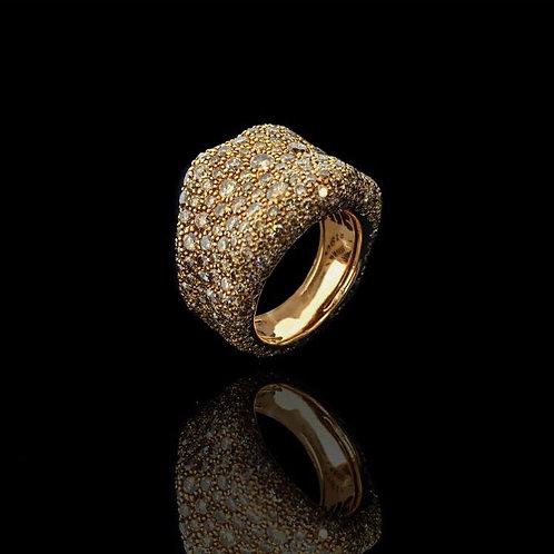 Emotion Brown Ring