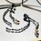 Thumbnail: Sapphires,LemonQuartz&BlackSpinels Earrings