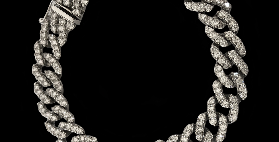 Diamond Groumette Bracelet