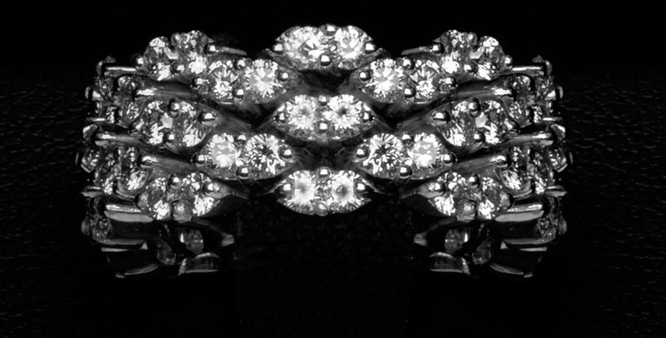 Diamonds Band Ring