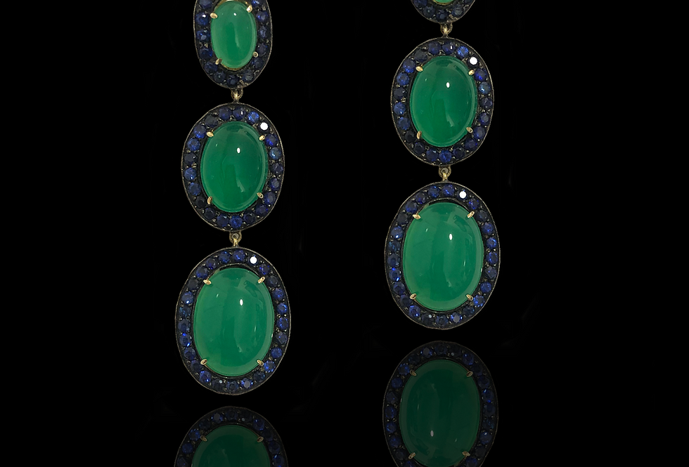 Indian Collection - Mumbai Earrings