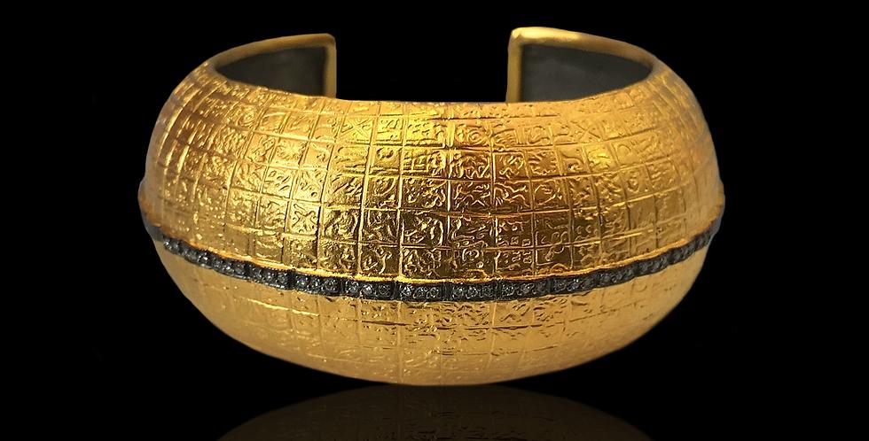 Bangle bracelet 6fbe