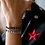Thumbnail: Diamond Groumette Bracelelet - Black