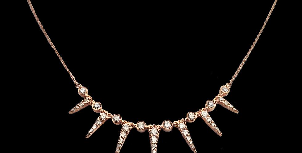 Rock Diamonds Necklace