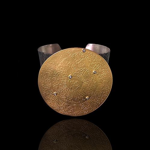 Bangle bracelet 6C38