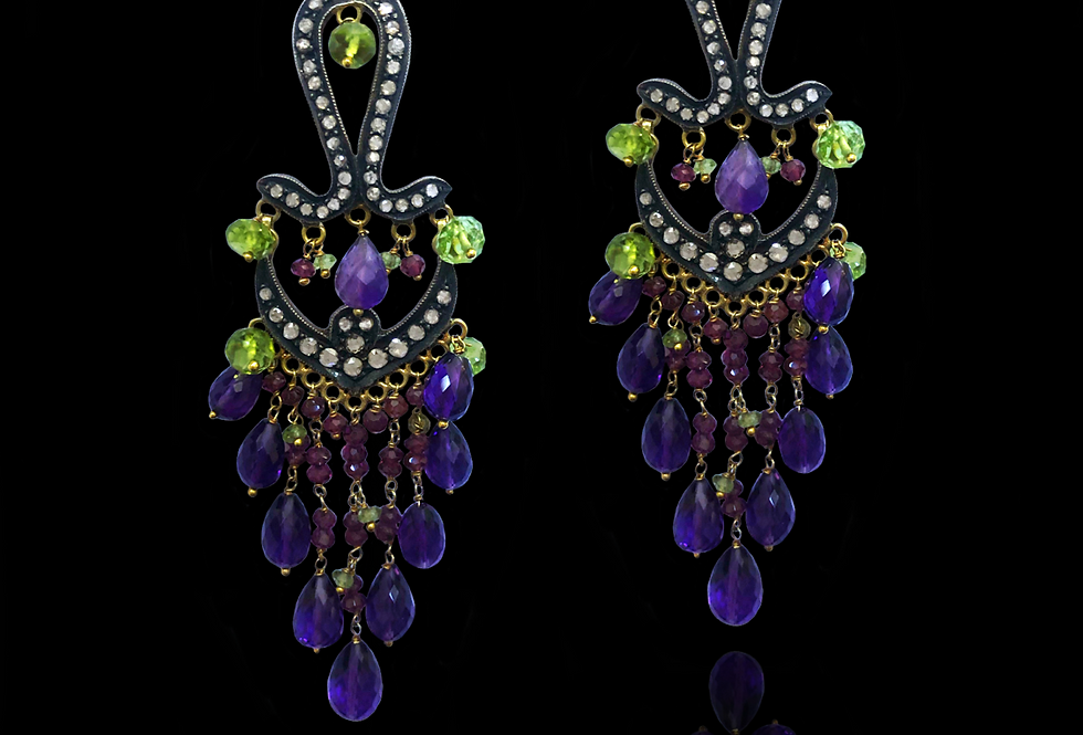 Indian Collection - Jaipur Earrings