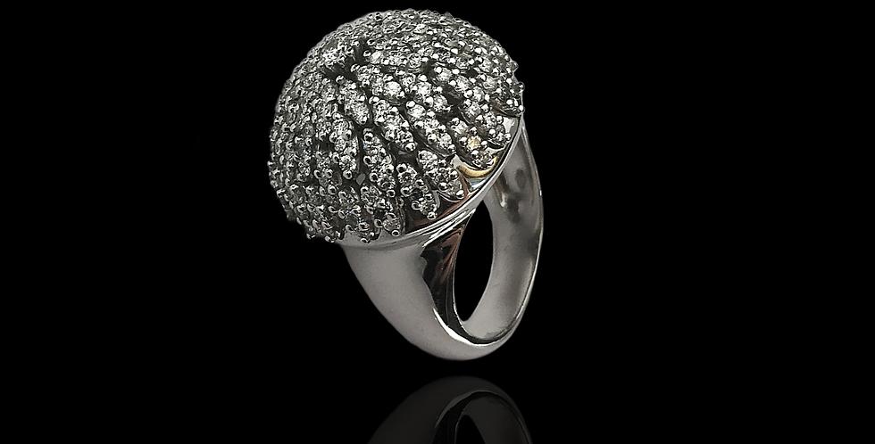 Bold Diamond Ring