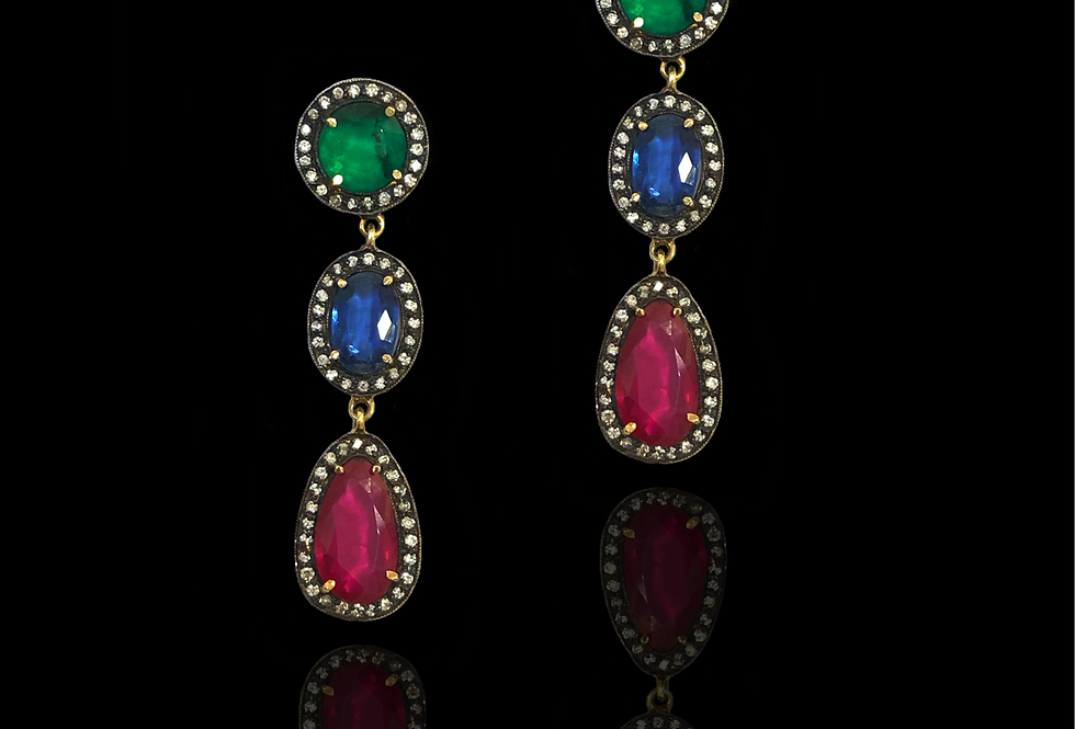 Indian Collection - Udaipur Earrings