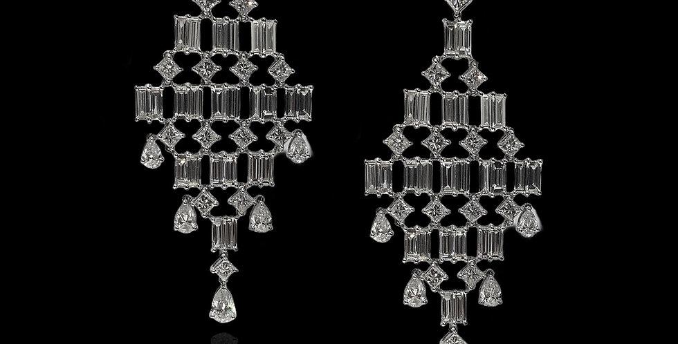 Fantasy Diamonds Earrings