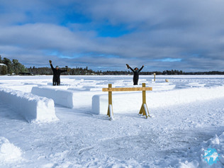 The LOTW Snow Maze Goes Virtual!