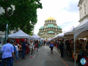 Food Markets in Sophia