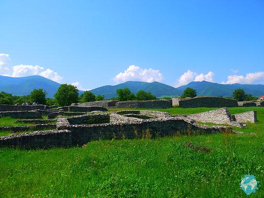 Sarmizegetusa, Romania Roman Capital City, Romania road trip, Romania