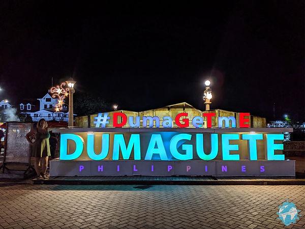 Dumaguete Boulevard, Philippines