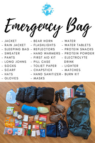 How to be Prepared for a Winter Emergency