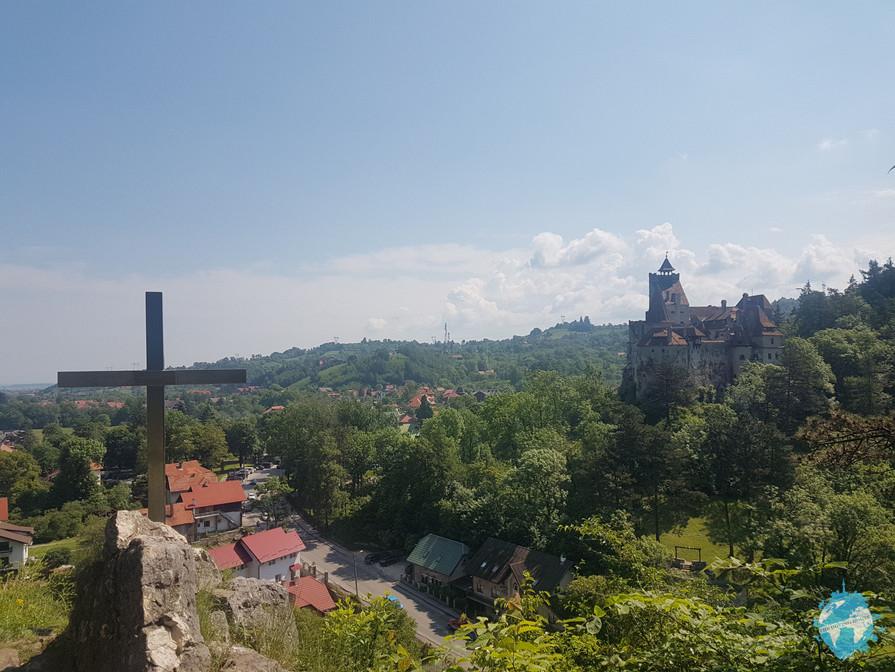 Bran Castle Viewpoint
