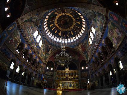 Holy Trinity Cathedral, Sibiu, Romania