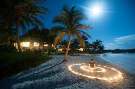 Tulum Night Beach