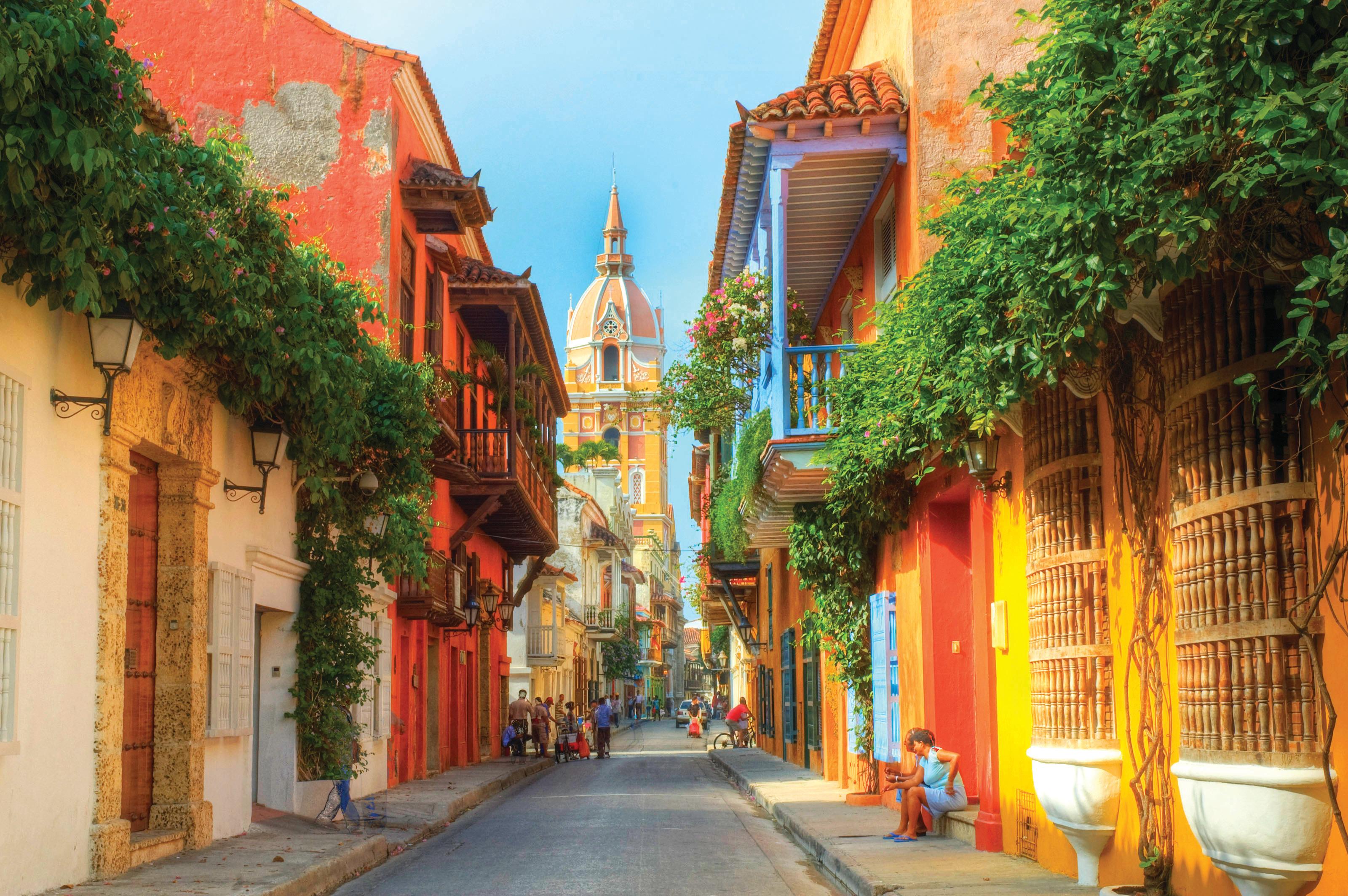 Cartagena-streets