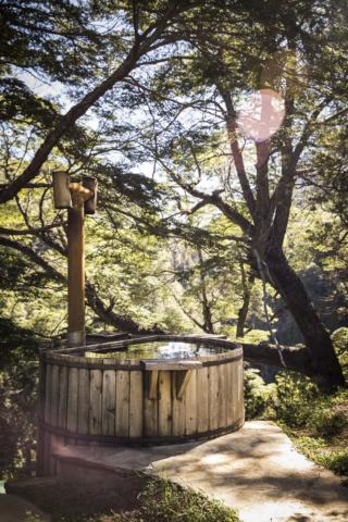 Patagonia Hot Tub