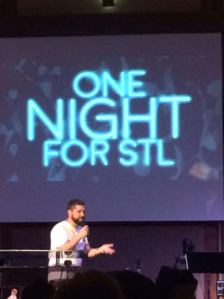 one night for STL