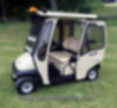 Security Golf Car