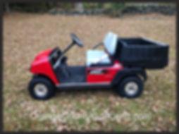 BRUTE golf car