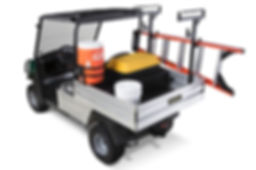 golf cart tool box