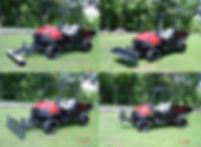 xrt 1550 golf cart