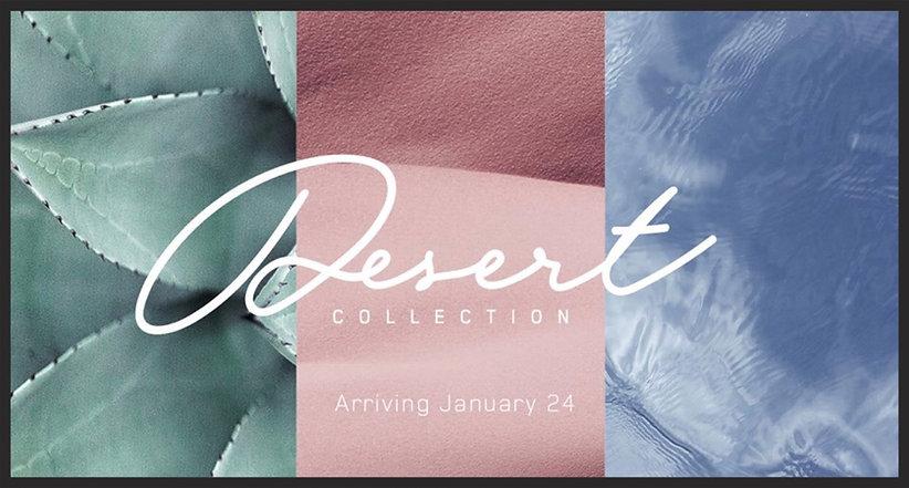 Garia Desert Collection