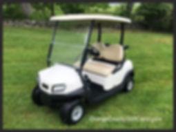 TEMPO 48 volt IQ Golf Cars