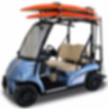 luxury golf cart DIANE Garia