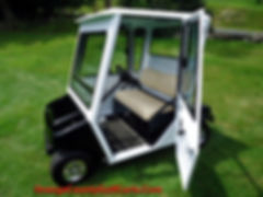 golf cart cab enclosure