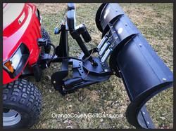 "54"" Golf Cart Snow plow"
