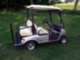 LSV Street Legal Golf Cart