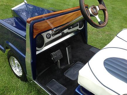 Rolls Royce Golf Car