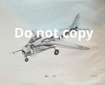Cutaway Aviation Posters 16 x 20   Robert Mclaren AERO DIGEST