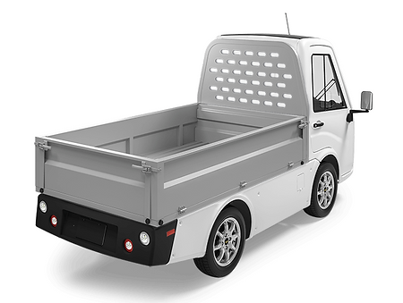 Club Car 411 LSV Truck