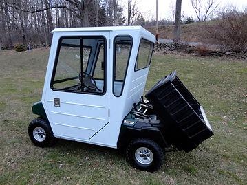 golf cart cab