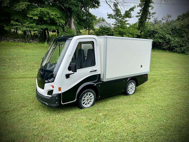 current club car lsv truck