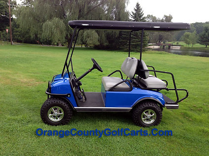 XRT850 Club Car golf cart