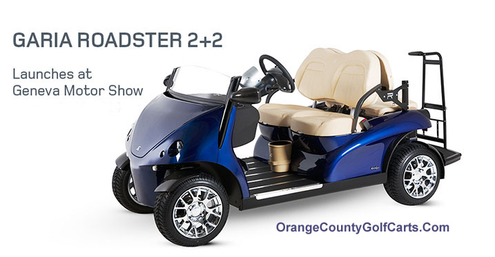 Garia Roadster 2+2