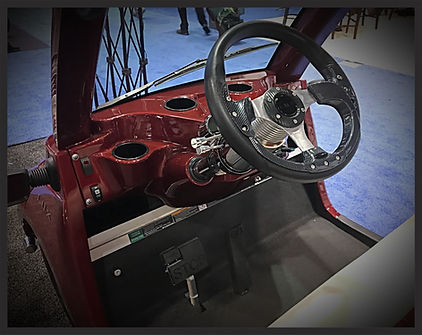 Streetrod LUX golf car