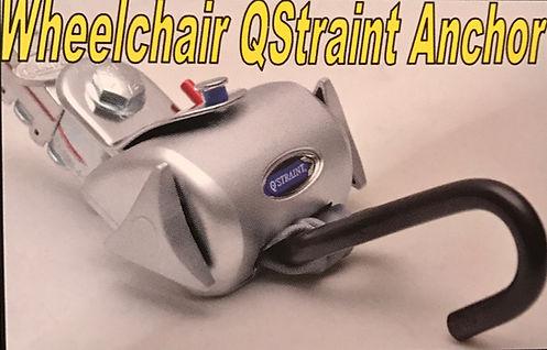 wheelchair Anchorage System